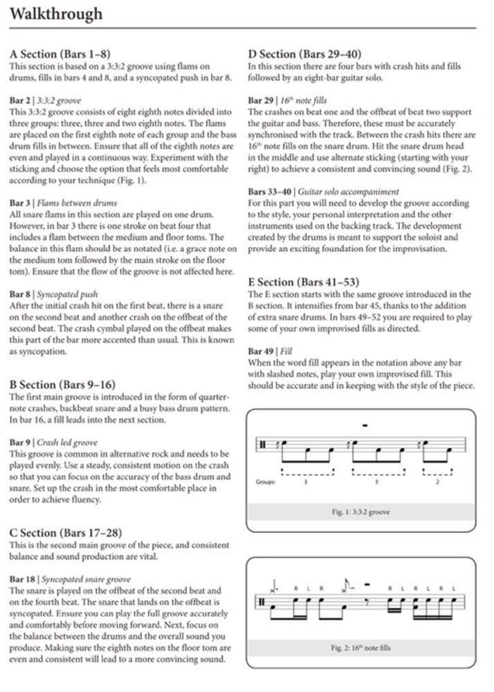 Sheet Music & Gifts > Rockschool Drums 2013+
