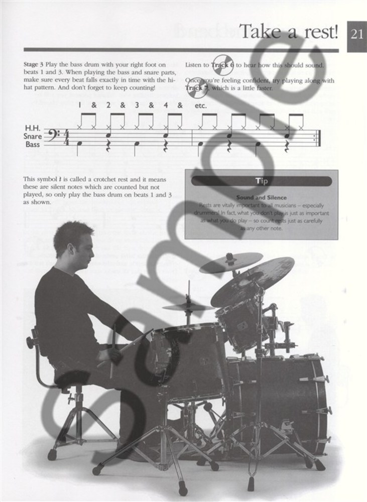 Sheet Music & Gifts > Printed Music > Drums and Percussion