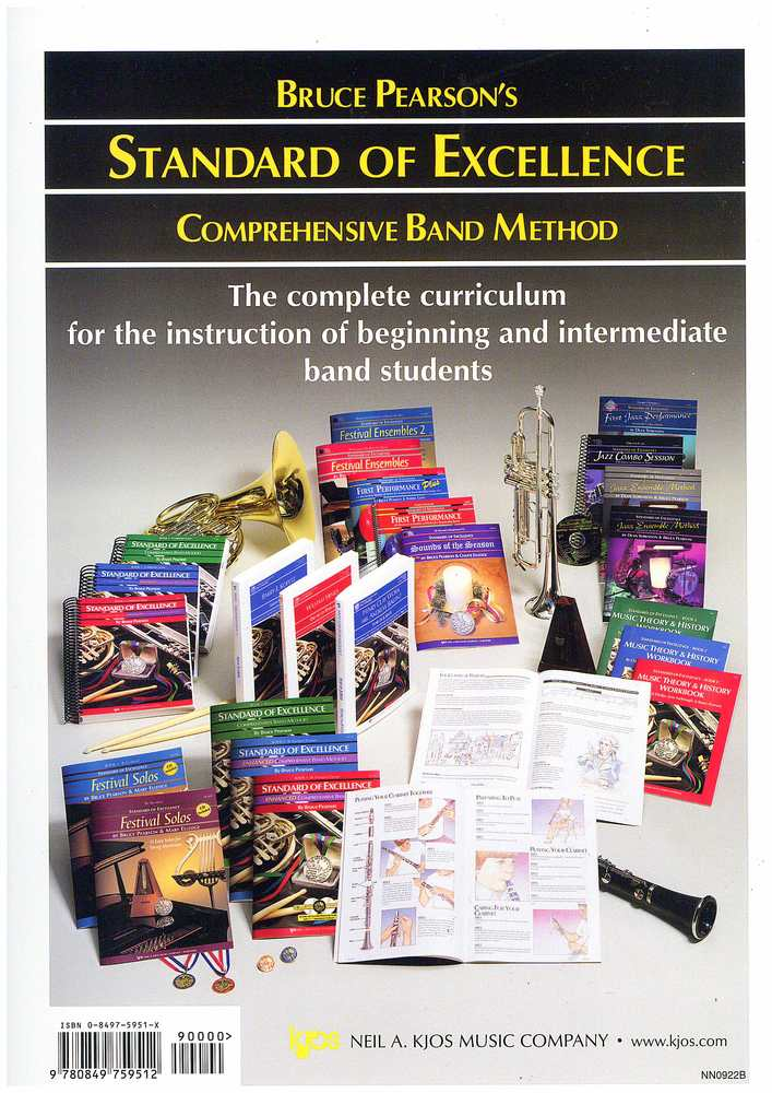 flute book 1 standard of excellence comprehensive band method