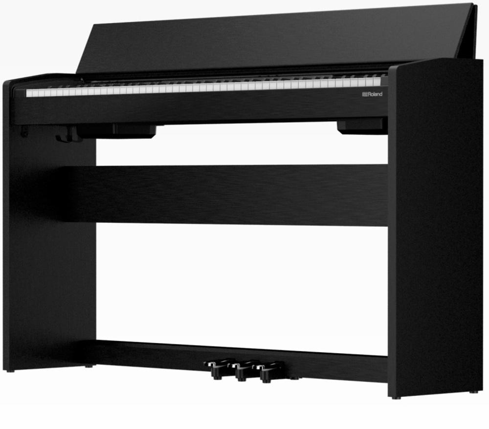 pianos keyboards pianos digital pianos roland digital pianos roland f140r digital piano. Black Bedroom Furniture Sets. Home Design Ideas