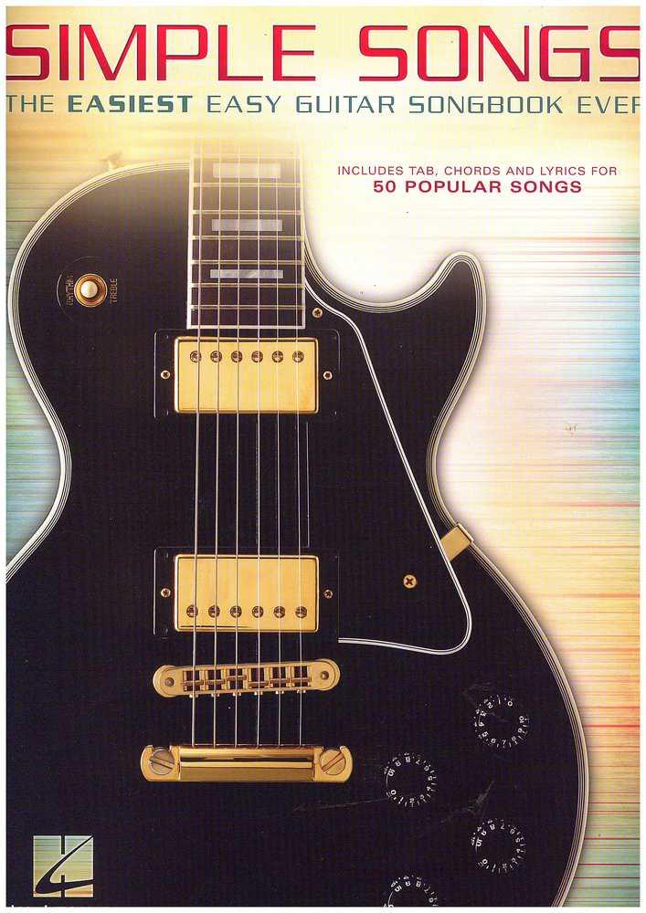 Simple Songs The Easiest Easy Guitar Songbook Ever