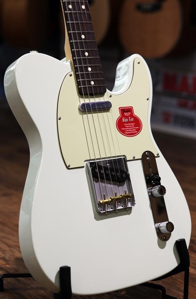 guitars electric guitars fender classic player baja 39 60s telecaster faded sonic blue rosewood. Black Bedroom Furniture Sets. Home Design Ideas