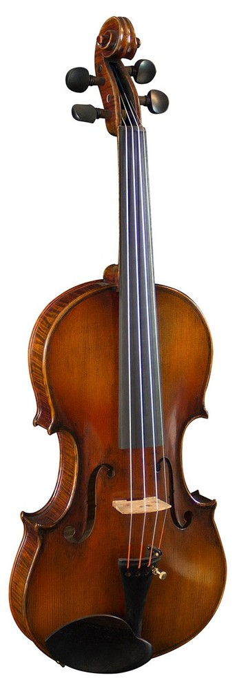 Hidersine Venezia Traje Traje Traje Rojo acabado antiguo violín 4 4 9845d8