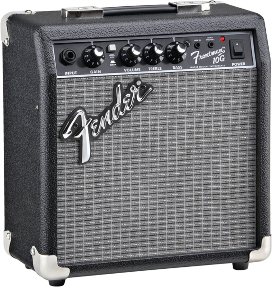 amplifiers guitar amplifiers fender frontman 10g guitar amplifier. Black Bedroom Furniture Sets. Home Design Ideas