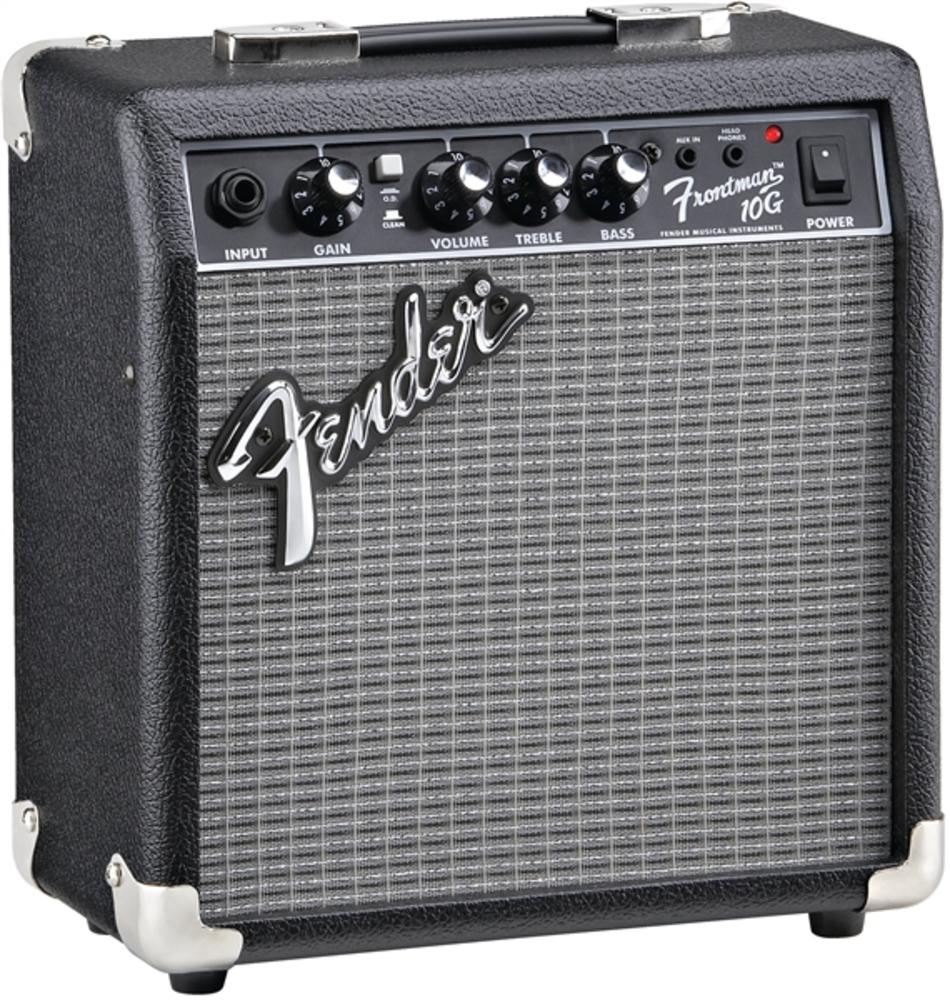 amplifiers guitar amplifiers fender frontman 10g guitar amplifier. Black Bedroom Furniture Sets. Home Design Ideas