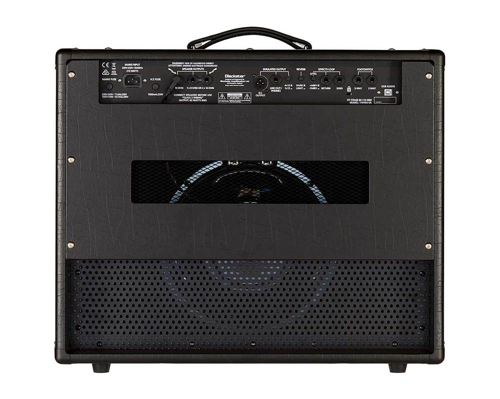 amplifiers guitar amplifiers blackstar ht stage 60 112 mkii guitar amplifier combo. Black Bedroom Furniture Sets. Home Design Ideas