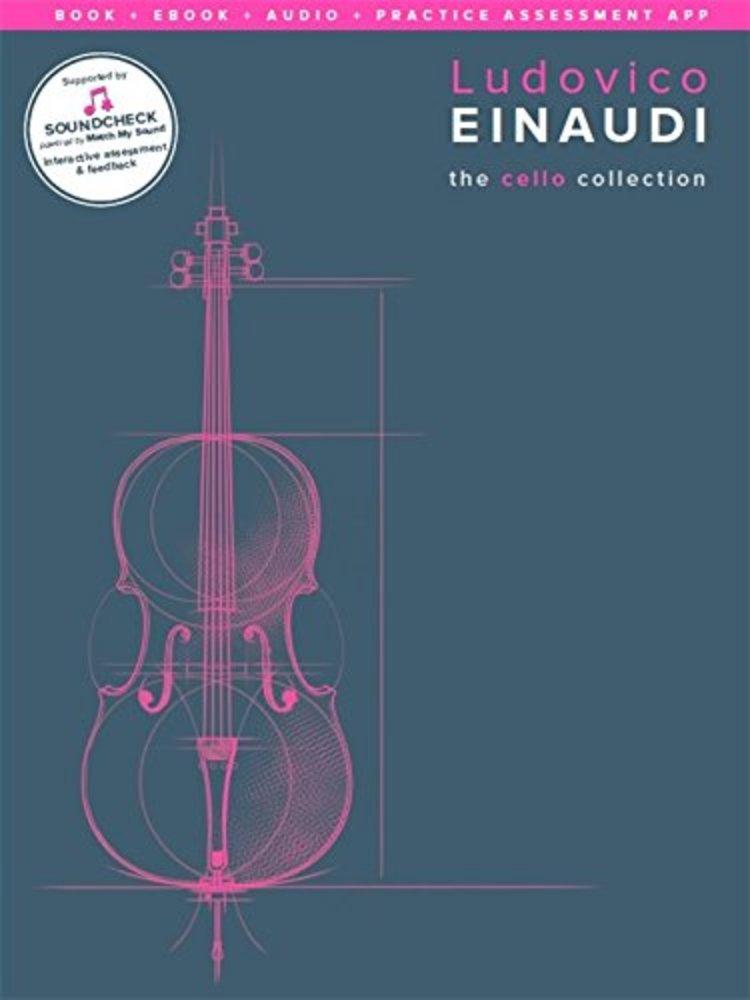 Ludovico Einaudi The Cello Collection Bookonline Media