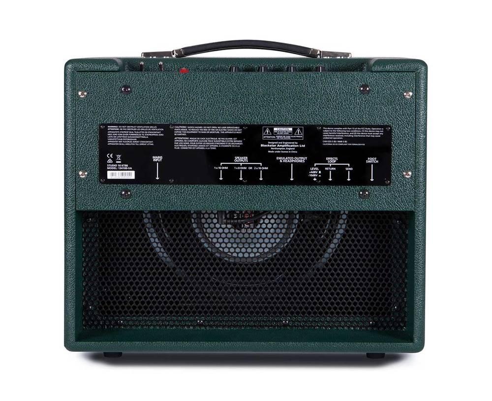 amplifiers guitar amplifiers blackstar studio 10 kt88 guitar amplifier combo. Black Bedroom Furniture Sets. Home Design Ideas