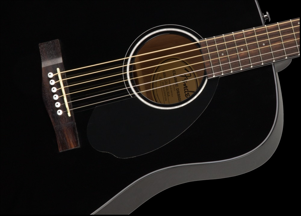 guitars acoustic guitars fender acoustic guitars fender cd 60s acoustic guitar black walnut. Black Bedroom Furniture Sets. Home Design Ideas