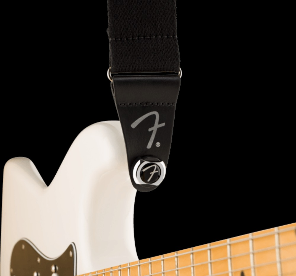 "Fender /""F/"" Strap Locks Chrome 0990818300"