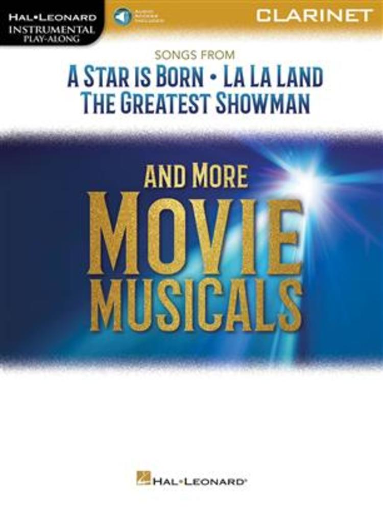 Instrumental Play-Along: Songs from Movie Musicals
