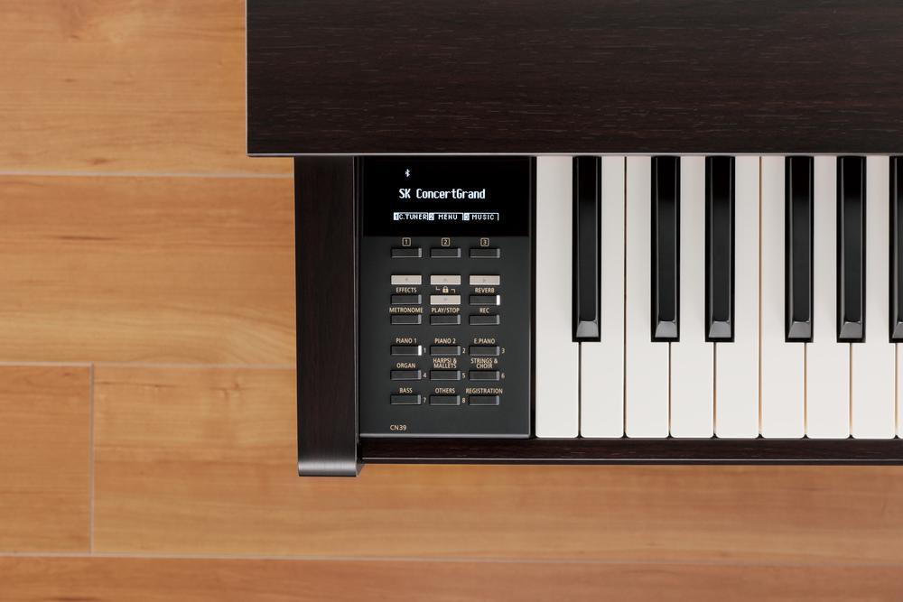 kawai cn39 digital piano. Black Bedroom Furniture Sets. Home Design Ideas
