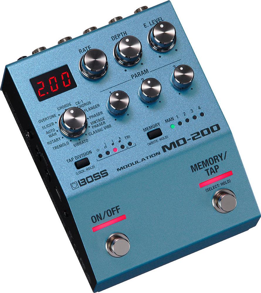 Boss MD-200 Modulation Guitar Pedal