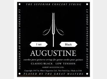Albert Augustine Silver Black Label Classical Guitar Strings