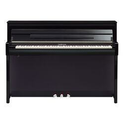 Yamaha CLP785 Digital Piano - Polished Black - 5 Year Warranty  (Subject to registering with Yamaha) - Instore Model Available for Demonstration -