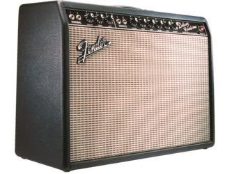 Fender American Vintage '65 Deluxe Reverb Valve 1x12 Electric Guitar Amplifier Combo