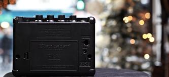 Blackstar FLY 3 Mini Black 1x3 Electric Guitar Amplifier Combo