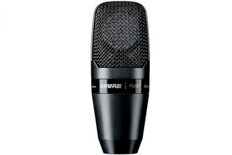 Shure PGA27 Cardioid Studio Condenser Microphone