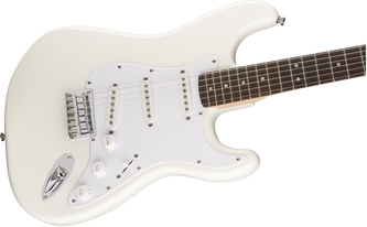 Fender Squier Bullet Stratocaster HT Arctic White Electric Guitar