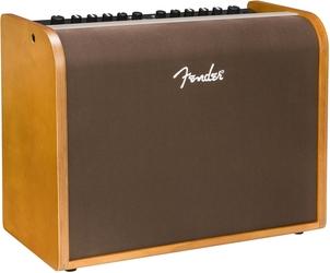 Fender Acoustic 100 Acoustic Guitar Combo Amplifier, Natural Blonde
