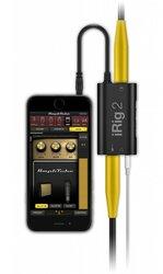 IK Multimedia iRig 2 Mobile Guitar Interface