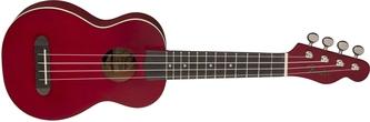 Fender Venice Soprano Ukulele, Cherry