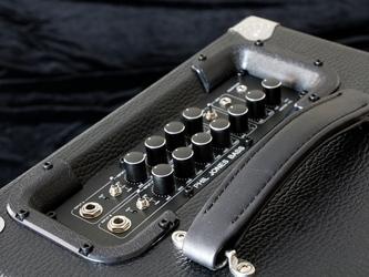 Phil Jones Bass Suitcase Compact BG-400 Powerful Bass Combo Amplifier, Black