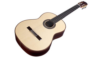 Cordoba Luthier C10 SP Classical Nylon Guitar & Case