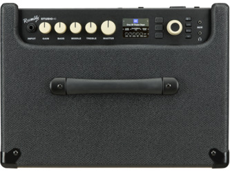 Fender Rumble Studio 40 1x10 Bass Guitar Amplifier Combo