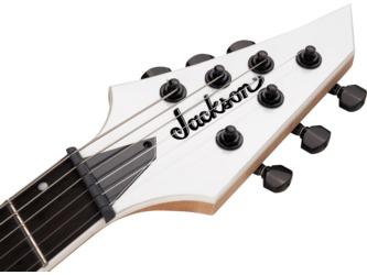 Jackson Pro Series Dinky DK Modern HT6 MS, Snow White, Ebony