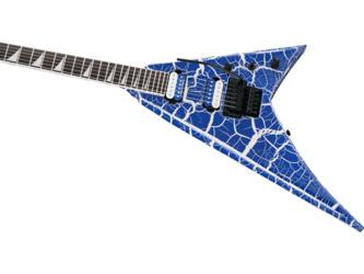 Jackson Pro Series Rhoads RR24 Lightning Crackle Electric Guitar