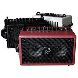 Phil Jones Bass Double Four BG-75 White 2x4 Bass Guitar Amplifier Combo