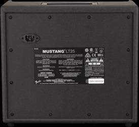 Fender Mustang LT25 1x8 Electric Guitar Amplifier Combo