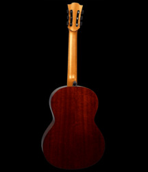 Lag Tramontane Hyvibe CHV15E Electro Classical Nylon Smart Guitar & Case