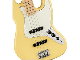 Fender Player Jazz Bass Buttercream Electric Bass Guitar