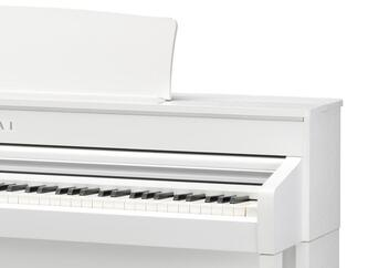 Kawai CA79 Digital Piano - Satin White