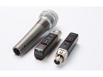 Boss WL-30XLR Wireless Microphone System
