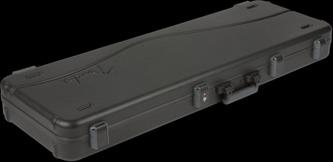 Fender Deluxe Moulded Bass Case, Black