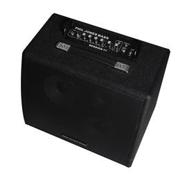 Phil Jones Bass Session 77 100 Watt Compact Bass Amplifier, Black