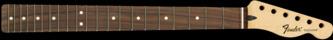 Fender Standard Series Telecaster Neck, 'C' Shape, Pau Ferro Fingerboard