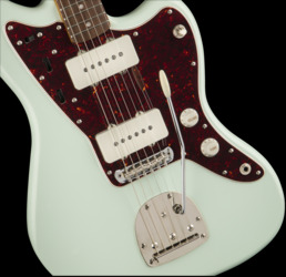 Fender Squier Classic Vibe '60s Jazzmaster Sonic Blue Electric Guitar