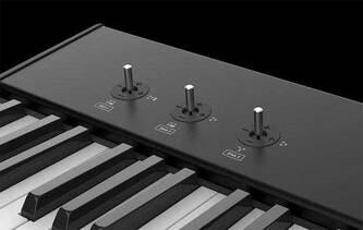 Studiologic SL73 Studio Keyboard MIDI Controller