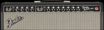 Fender Tone Master Twin Reverb Guitar Amplifier Combo