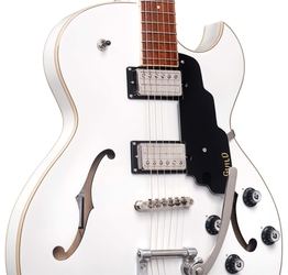 Guild Newark St. Starfire I SC Snowcrest White Electric Guitar