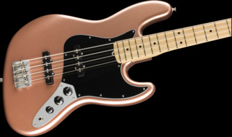 Fender American Performer Jazz Bass, Penny, Maple