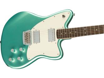 Fender Squier Paranormal Toronado Mystic Seafoam Electric Guitar