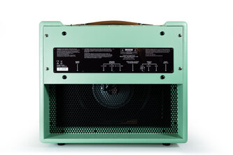 Blackstar Studio 10 6L6 Guitar Amplifier Combo - Surf Green Collector's Edition