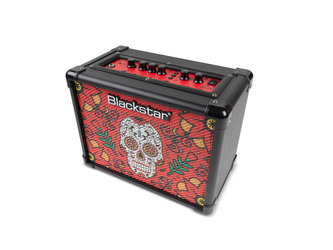 Blackstar ID:Core Stereo 10 V3 Sugar Skull 2 2x3 Electric Guitar Amplifier Combo