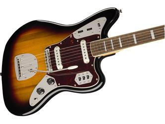 Fender Squier Classic Vibe '70s Jaguar 3-Colour Sunburst Electric Guitar