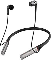 1More Triple Driver In Ear Blue Tooth Headphones - Silver